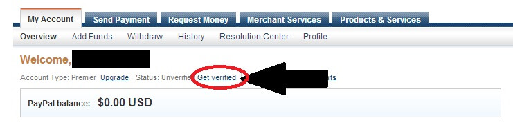 How to Verify a PayPal Account recommend