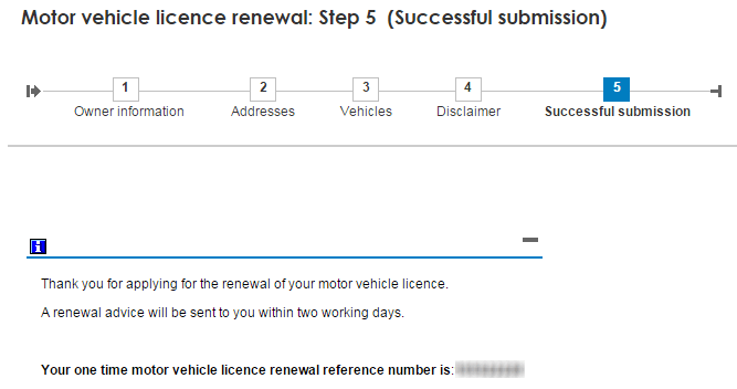 Your submission was successful