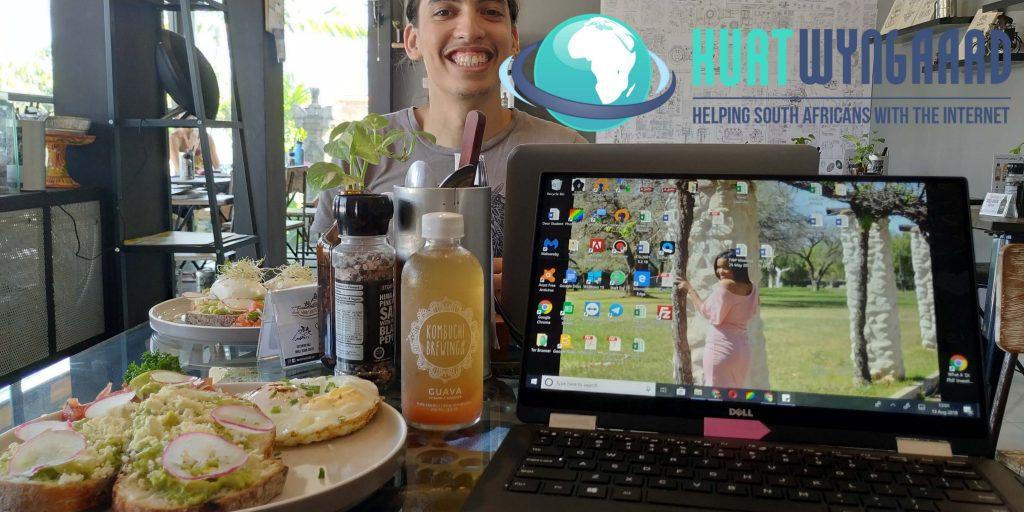 Work from home Canggu Bali Indonesia